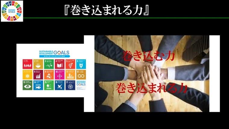 SDGs巻き込まれる力