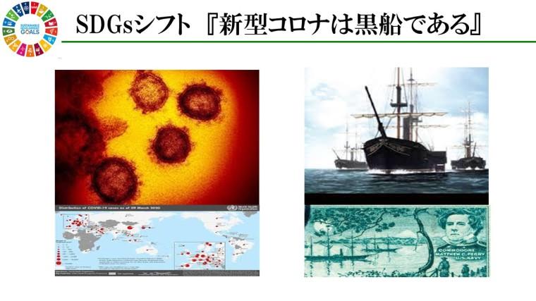 SDGs黒船